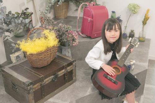 かわいく桜で入学フォト!!インスタも観てね♥